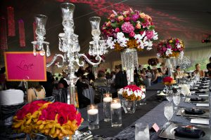 Table setting | Wedding and Event Planners | Dreamgroup